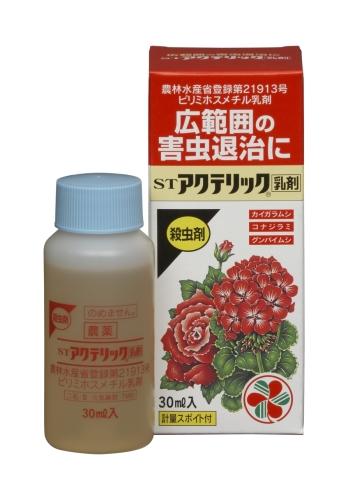 STアクテリック乳剤写真